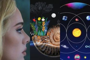 Crítica de discos: regresan Adele, Coldplay y Silvio Rodríguez