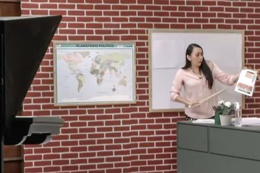 Televisión mexicana apuesta por clases para niños en medio de la pandemia