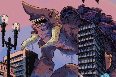 Un nuevo cómic llamado The Kaiju Score se convertirá en una película de la mano de Sony