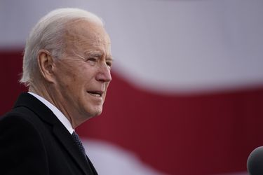 Joe Biden: Good luck Mr. President