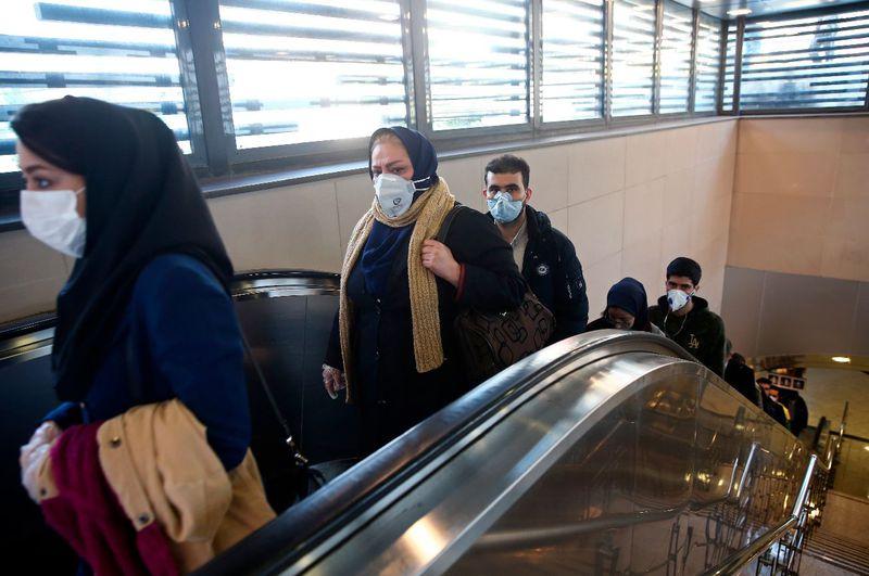 Aumentan a 43 los fallecidos en Irán por coronavirus
