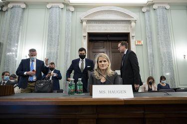El testimonio de la denunciante de Facebook genera impulso para leyes tecnológicas más estrictas