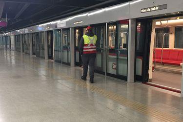 """""""Minisismos"""" por paso del Metro: vecinos de Línea 6 denuncian que problema sigue sin solución"""