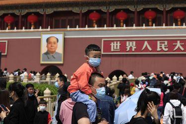 China alcanzó los 1.410 millones de habitantes en 10 años