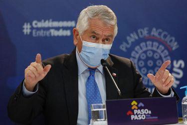 """Paris y dichos de Mañalich sobre intentos de usar el coronavirus para destruir legado de Piñera: """"La interpretación que hace el exministro es política"""""""