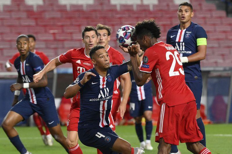 La última final de la Champions League fue ganada por Bayern Munich. Venció en la final al PSG. Foto: Agencias.