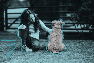 Nuestras lectoras preguntan: ¿Cómo ayudarlos a superar la muerte de una mascota?