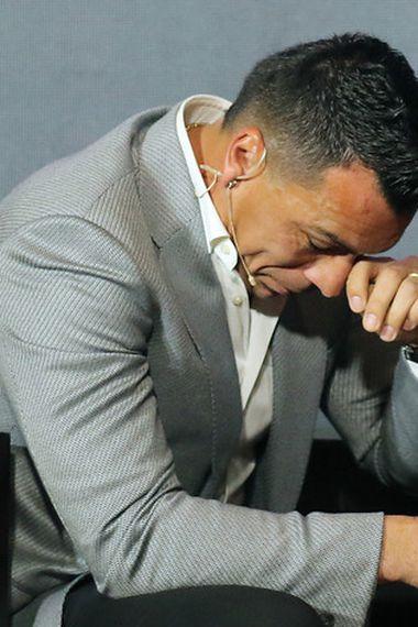 Esteban Paredes es el actual controlador de San Antonio.