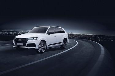 Audi Q7 Dark Edition: detalles especiales para el SUV premium