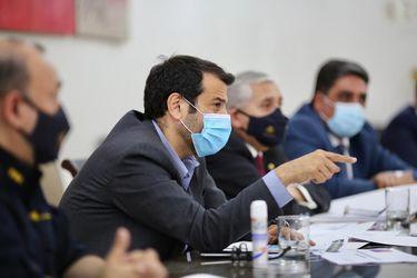 """Delgado tras advertencia de Interpol por vacunación: """"Hemos tenido reuniones para ver todos los puntos críticos que pueda tener el proceso"""""""