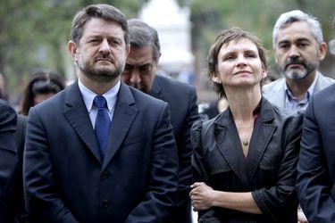 Orrego en busca de la gobernación: se reúne con Tohá y llena su agenda de bilaterales con otros partidos