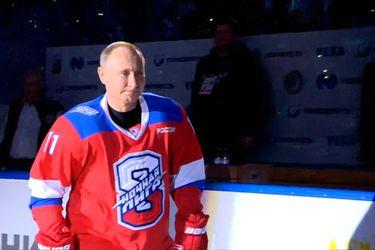 Putin liga de Hockey