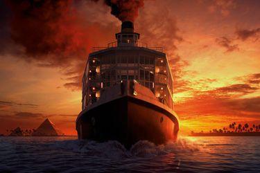 Poirot vuelve en el tráiler de Muerte en el Nilo