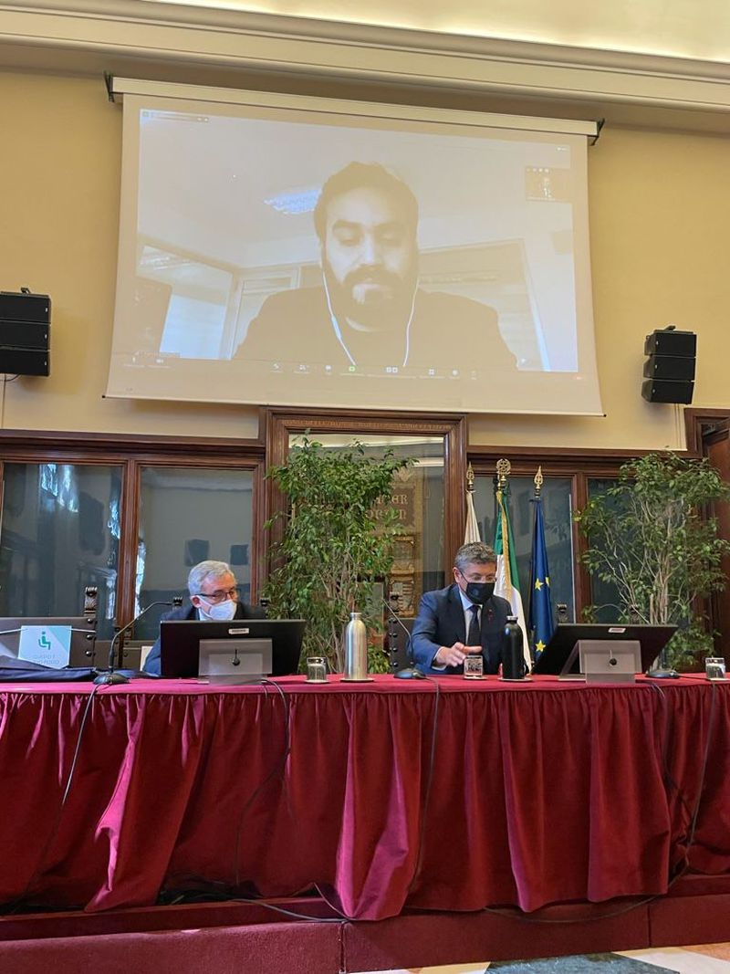Artificial Intelligence, Astronomy, Medicine: unprecedented scientific alliance of U. de Chile, UC and UdeC with European universities to promote joint research