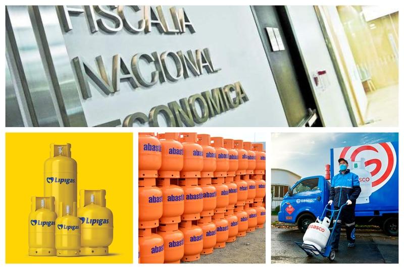 Fiscalía Nacional Económica recomienda prohibir que Gasco, Abastible y Lipigas participen en la distribución de gas licuado a los consumidores