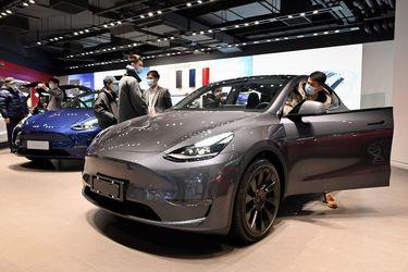 Tesla comienza a entregar el crossover del modelo Y fabricado en China