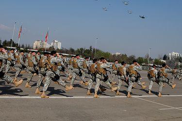 Militares, Ejército Alto Mando