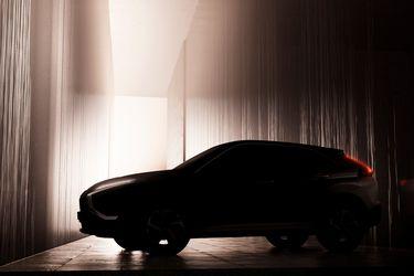 Mitsubishi entrega el primer adelanto del próximo Eclipse Cross