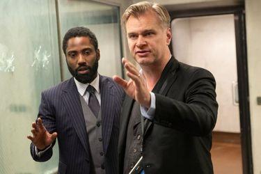 "Christopher Nolan está ""encantado"" con la recaudación de Tenet"