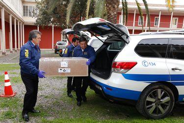 """Un operativo """"centenario"""": 27 horas duró el traslado en auto de seis momias desde Antofagasta"""