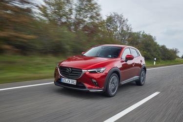 El Mazda CX-3 dice adiós al mercado europeo