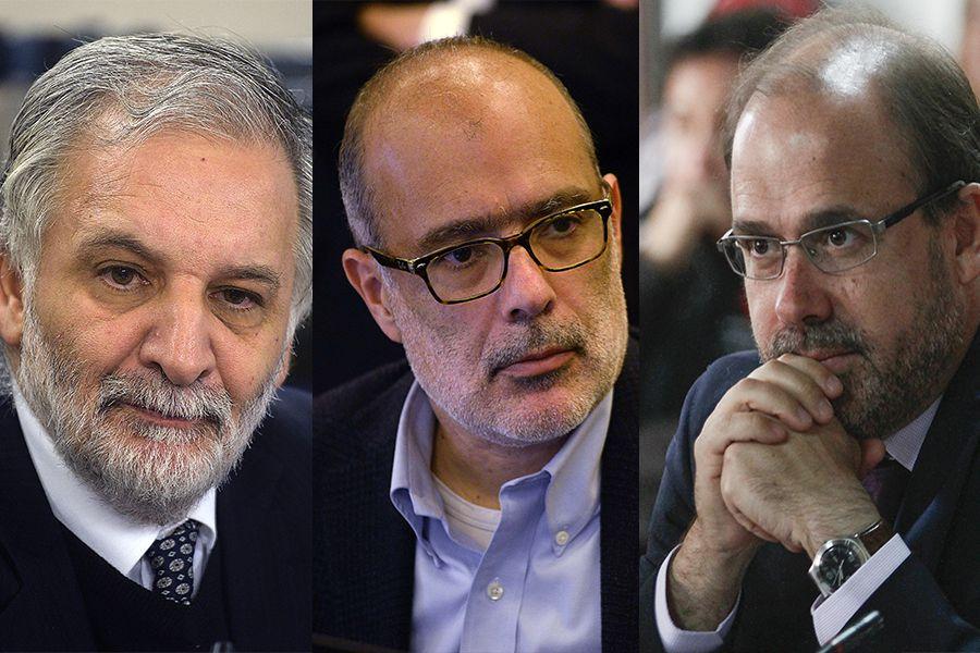 Exministros de Bachelet