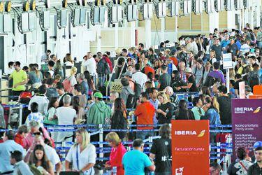 Aeropuerto chilenos