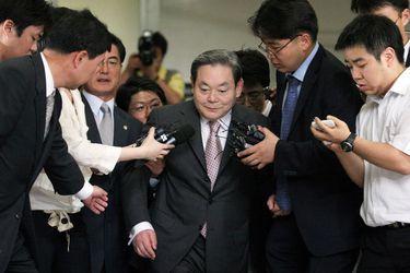 A los 78 años fallece Lee Kun-hee, el presidente de la coreana Samsung