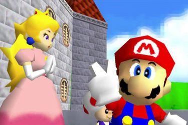Mira el increíble nuevo récord mundial de Super Mario 64