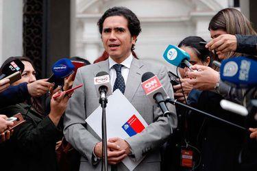 """Ministro Briones tras agenda antiabusos: """"Es fundamental que la gente crea en el mercado, y para ello las reglas tienen que ser parejas"""""""