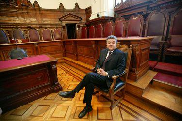Tensa elección en la Suprema: Lamberto Cisternas renuncia como vocero tras perder ante Guillermo Silva