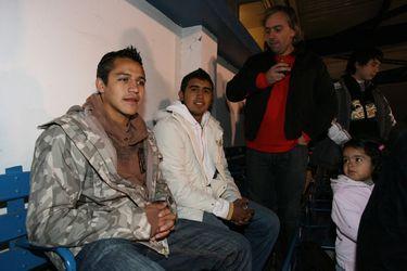 El álbum de Vidal y Alexis