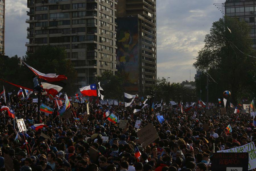 Gran marcha de Chile