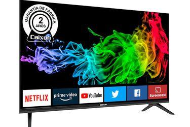 Caixun LED 43'': un smart TV Ultra HD a un precio módico