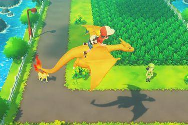 Nintendo anunció con un tráiler a su nuevo Pokémon para la Switch