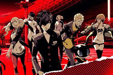 Liberan primeros 6 minutos de Persona 5 The animation