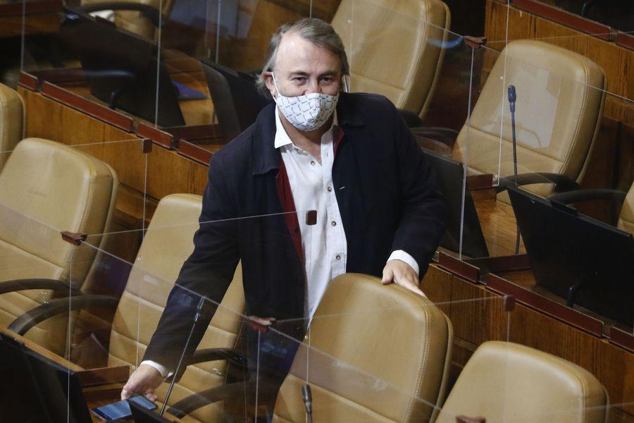 Pepe Auth, diputado independiente.