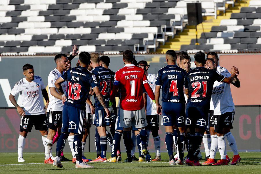 Colo Colo, la U y la UC sufrieron pérdidas en el segundo semestre.