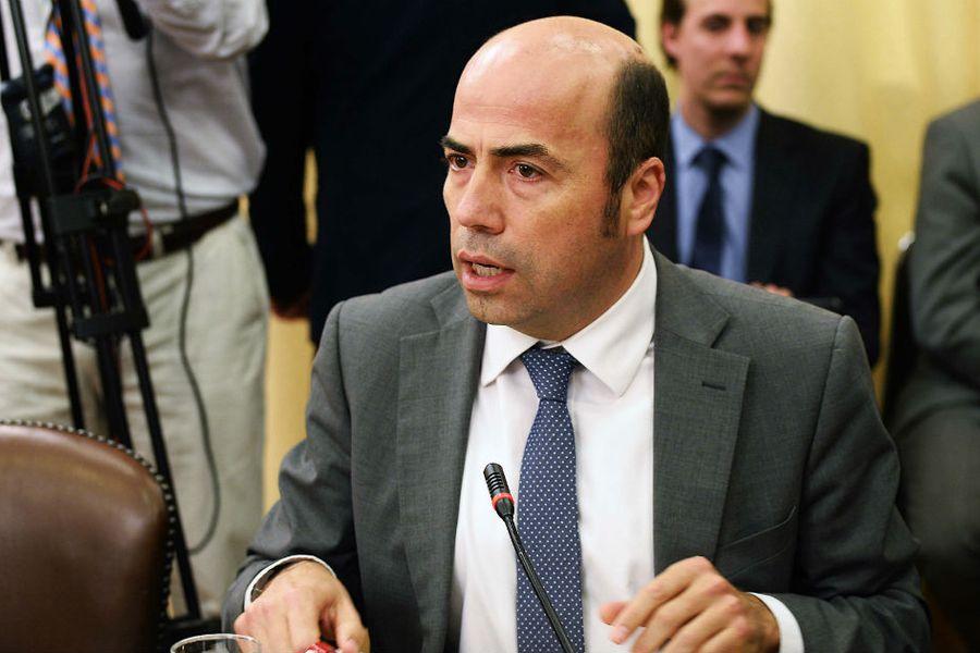 Jorge Bermúdez - Contralor