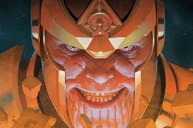 Thanos será el villano del nuevo cómic de The Eternals