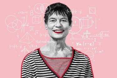 """Sylvie Paycha, matemática francesa: """"Casi a diario nos enfrentamos a problemas que están ligados al hecho de ser mujeres"""""""