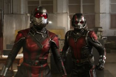 Un vistazo a la escena eliminada de Janet Van Dyne y Hank Pym en Ant Man and The Wasp