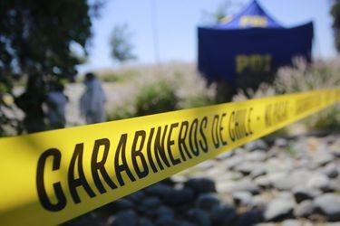 Encapuchados armados mataron a un hombre en Cañete tras violento asalto: Carabineros ya detuvo a un presunto involucrado