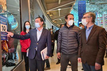 Se han cursado 90 sumarios sanitarios a locales comerciales en Las Condes durante período de transición