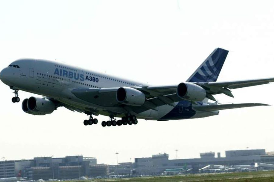 airbus a380II