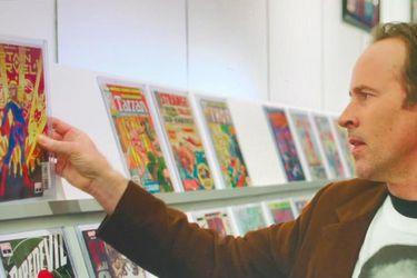 Kevin Smith pagará de vuelta el cameo meta de Stan Lee en Capitana Marvel