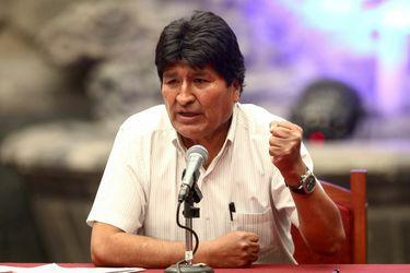 """Gobierno interino de Bolivia denuncia ante la CPI a Evo Morales por presuntos """"delitos de lesa humanidad"""""""