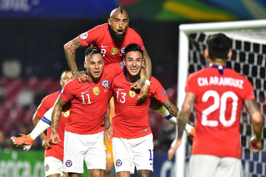 Chile vs Japón | Copa América