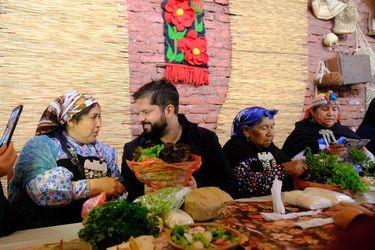 De un encuentro con José Aylwin a reuniones con comunidades mapuches: la agenda de Boric en su primer viaje a La Araucanía