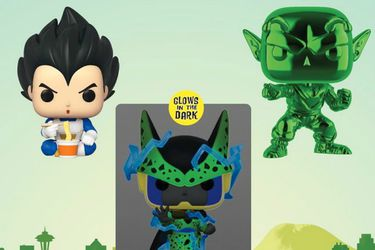 Funko-pop-dragon-ball